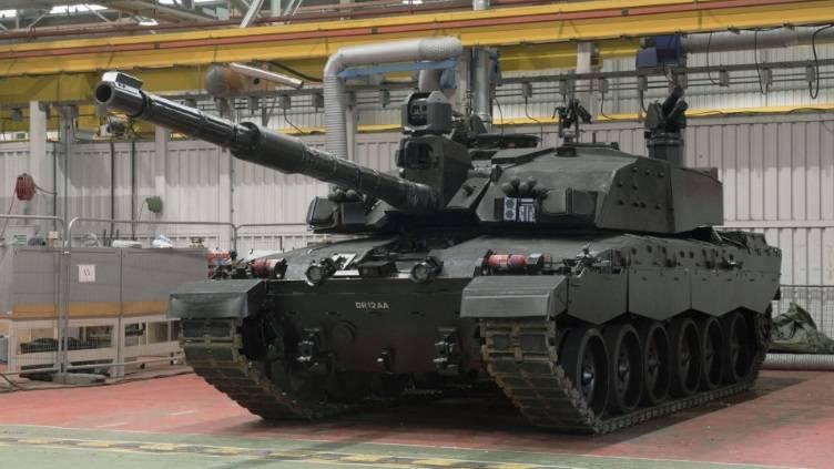 Edificio europeo de tanques. Nuevo IAV 2019