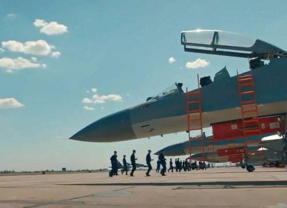 Vicino alla generazione 5: la Cina ha notato la tempestività dell'acquisto di Su-35