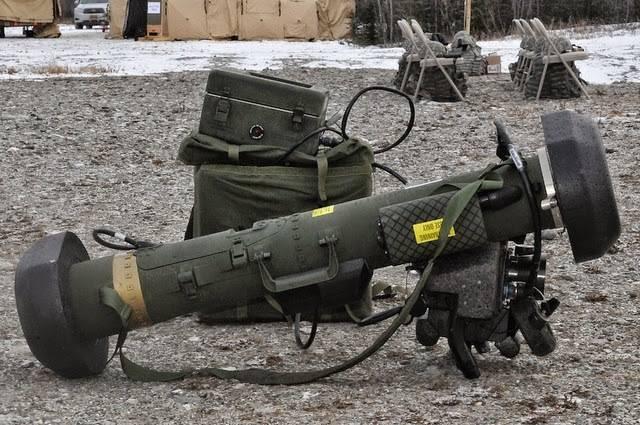 美国陆军将获得新的Javelin FGM-148F ATGM
