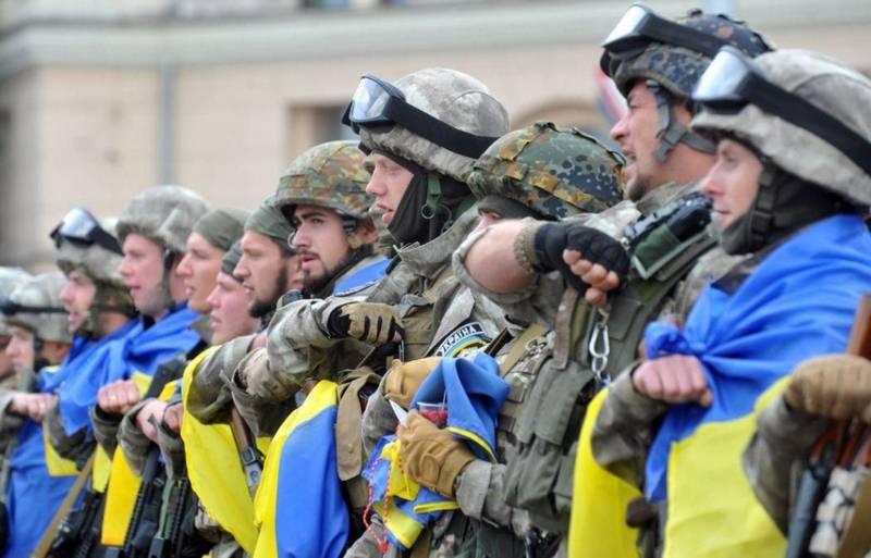 El Estado Mayor de Ucrania anuncia otro desglose de la contratación de contratistas en las Fuerzas Armadas de Ucrania