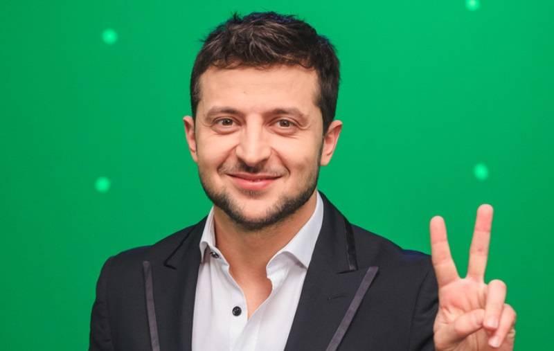 우크라이나의 대통령 경선에서 지도자는 바뀌었다.