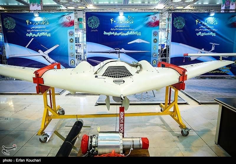 """प्रदर्शनी """"इकिटीदार-एक्सएनयूएमएक्स""""। नई ईरानी रक्षा उद्योग"""