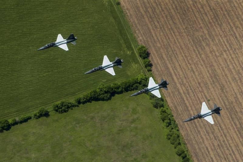 Итоги 2018 года для ВВС США: эскадрилья безвозвратных потерь