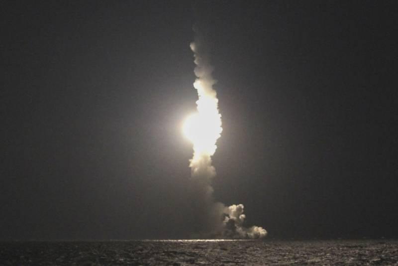 Стратегические ядерные силы России в 2019 году