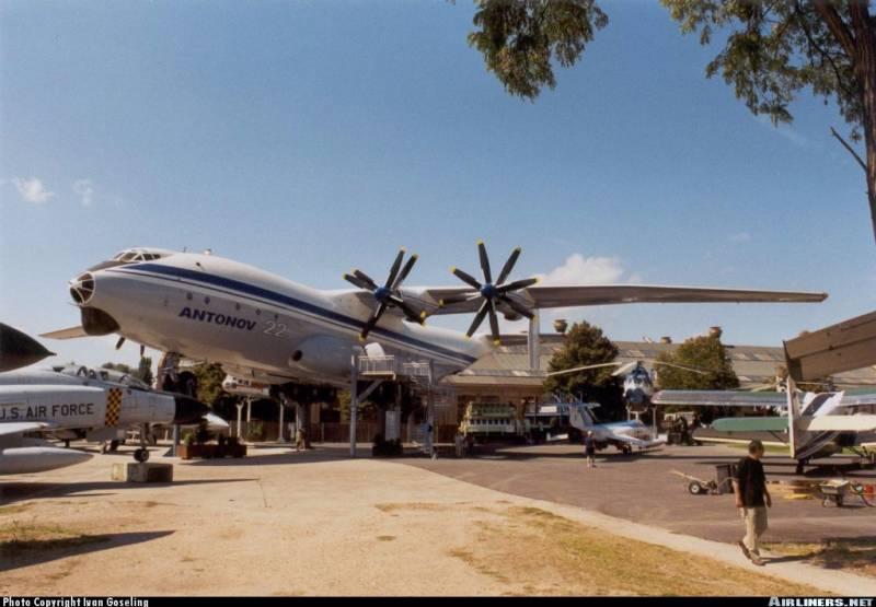 Ан-22: «Летающий собор» Страны Советов. Рекордная работа. Часть 3