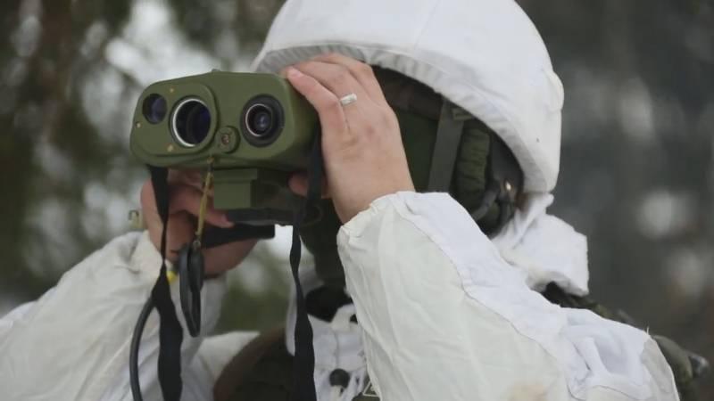 Комплекс разведки, управления и связи «Стрелец»