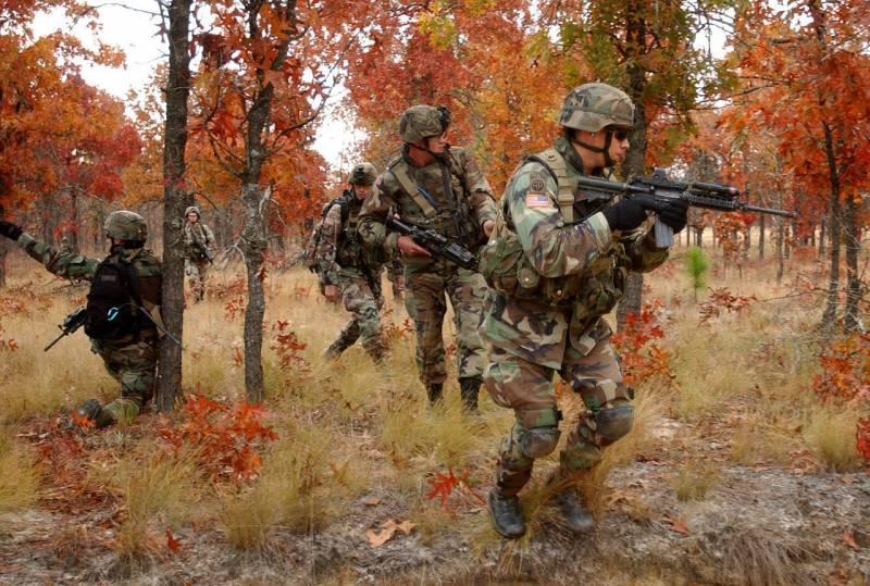 Новейшие нормативы физической подготовки американского спецназа