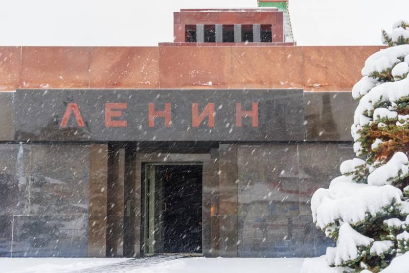 Директор музея ГУЛага: Захоронение тела Ленина было бы шагом вперёд для России