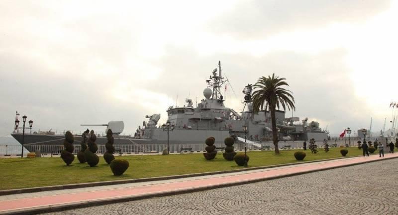 Турецкие военные в Батуми