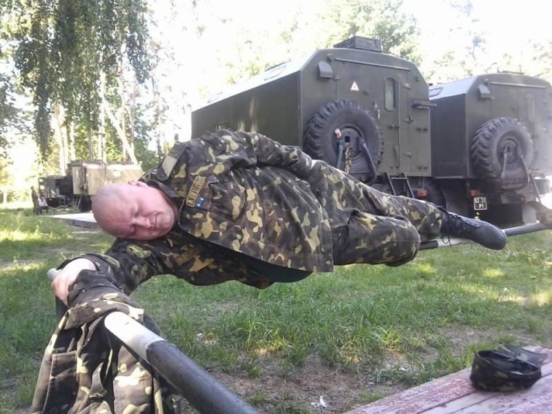 Чтиво выходного дня: Запад бросит Украину в случае реальной войны