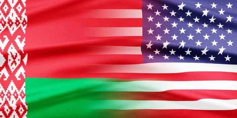 Минск и Вашингтон восстановят численность персонала в посольствах