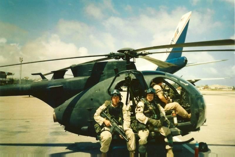 Операция в Могадишо: полный провал американского спецназа
