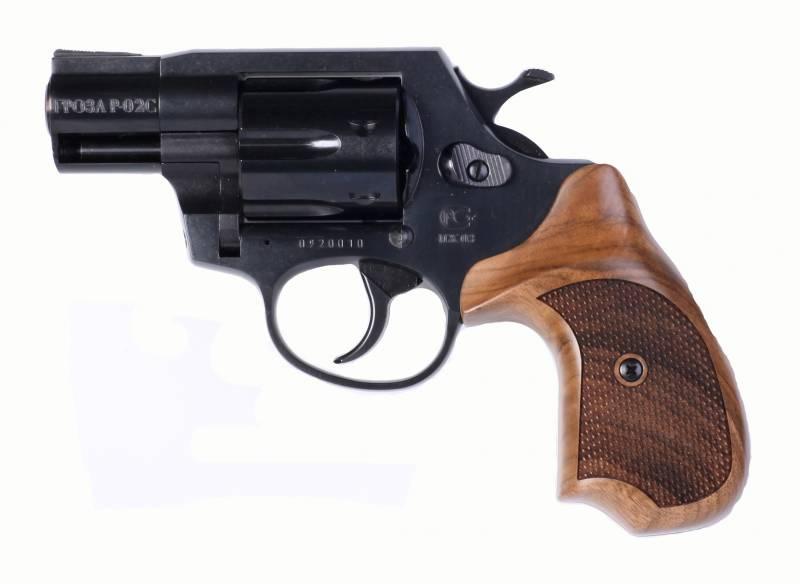 Гражданское короткоствольное оружие в России. Часть 3