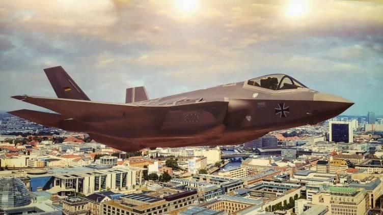 """F-35A """"जर्मनी के लिए"""" उड़ नहीं गया: इसके बजाय लुफ्वाफ क्या चुनते हैं"""