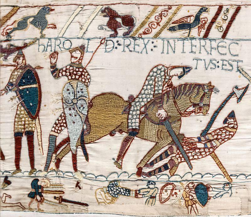 Cavaleiros e cavalaria de três séculos. Cavalaria e cavaleiros da Inglaterra e do País de Gales. Parte do 2