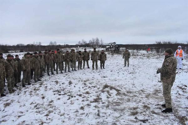 """En el paracaidista ucraniano Donbass y el luchador de acción """"Azov"""" fueron capturados"""