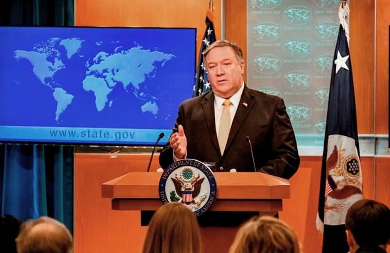 Pompeo: gli Stati Uniti sono pronti per i negoziati sul controllo degli armamenti con la Russia