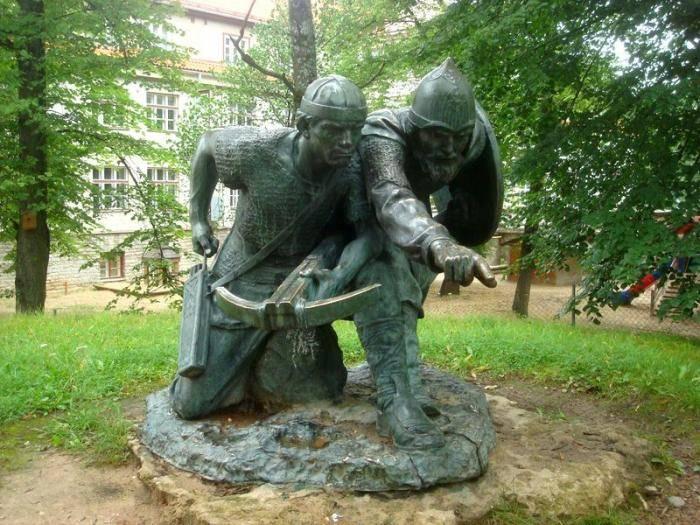 प्रिंस यारोस्लाव Vsevolodovich। 3 का हिस्सा। कोलइवन की वृद्धि और यूरीव का पतन