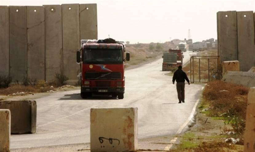 Израиль начал строить умную стену награнице ссектором Газа