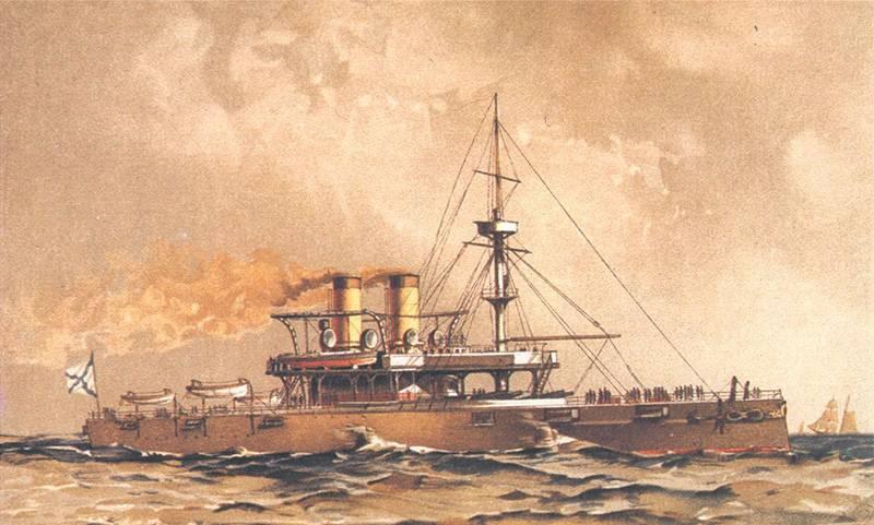 """Chantier naval nommé d'après 61 communard. Cuirassé """"Catherine II"""": l'atterrissage manqué"""