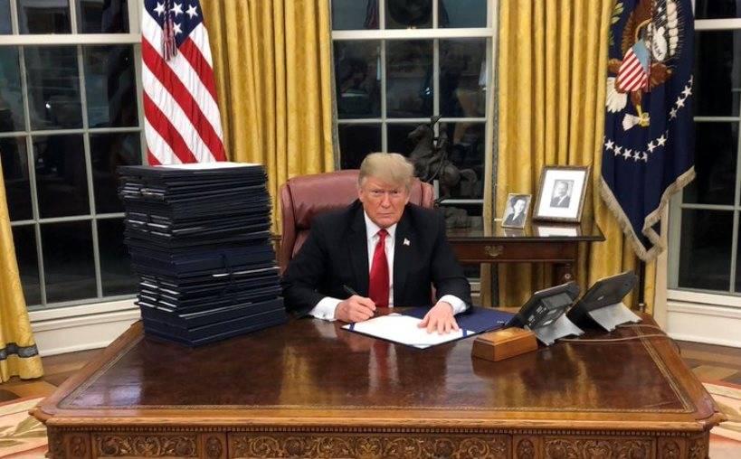 Трамп назовет собственных  претендентов  наряд постов вПентагоне