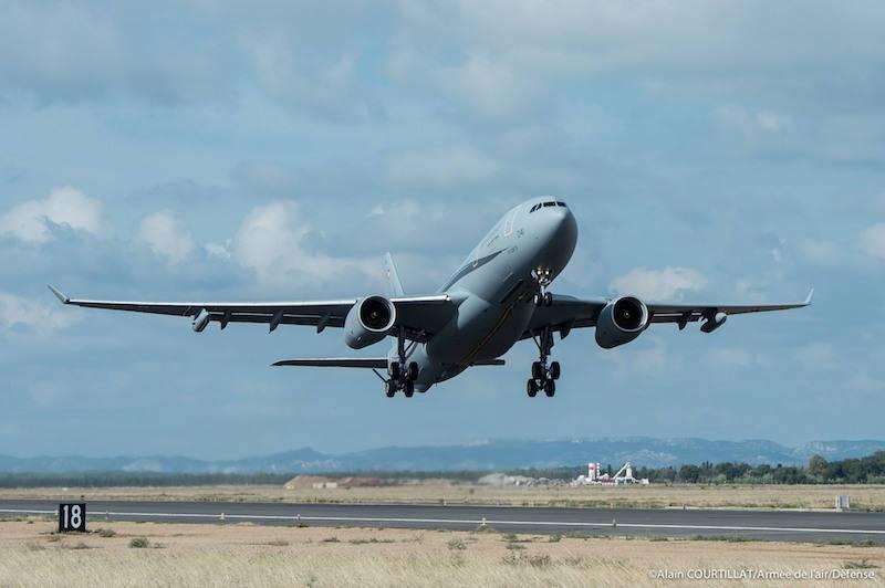 """""""फीनिक्स"""" अपने पंख फैलाता है: फ्रांसीसी वायु सेना का नया कार्गो """"घोड़ा"""""""