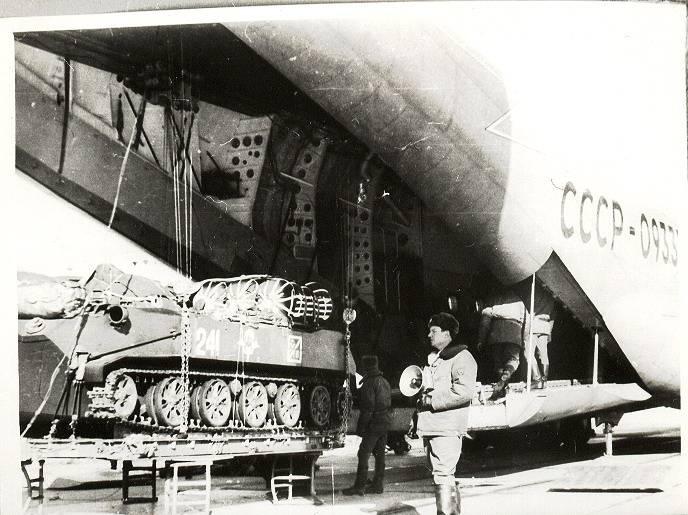"""An-22: """"Flying Cathedral"""" Pays des Soviets. Triomphe et tragédie. Partie de 5"""