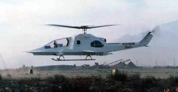 Transporte e combate ao helicóptero AAC Penetrator: o preço é alto, as características são baixas