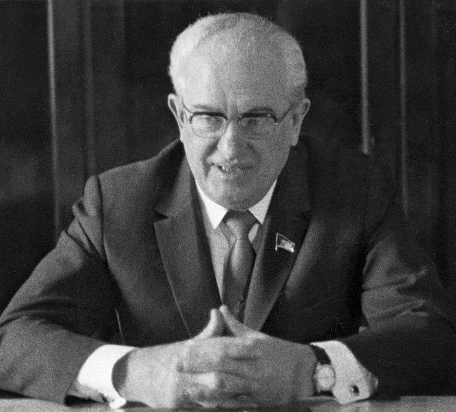 """""""Il piano di Andropov"""" come parte di una strategia per la distruzione della civiltà russa"""