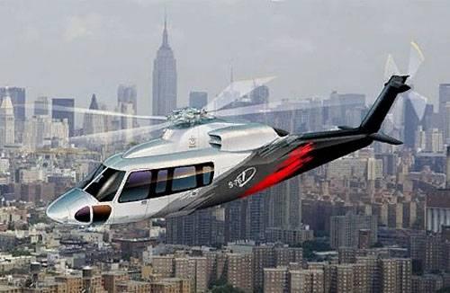 Les États-Unis promeuvent un contrat pour l'Inde avec des hélicoptères 100 S-76D