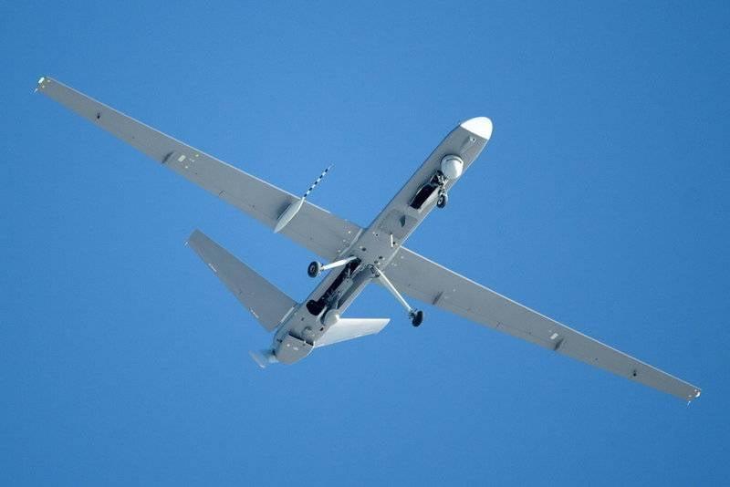 """UAV """"Orion"""" pasó pruebas para el uso de armas de bomba"""