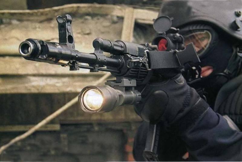 Минобороны РФ допускает полный отказ от калибра 5,45 мм