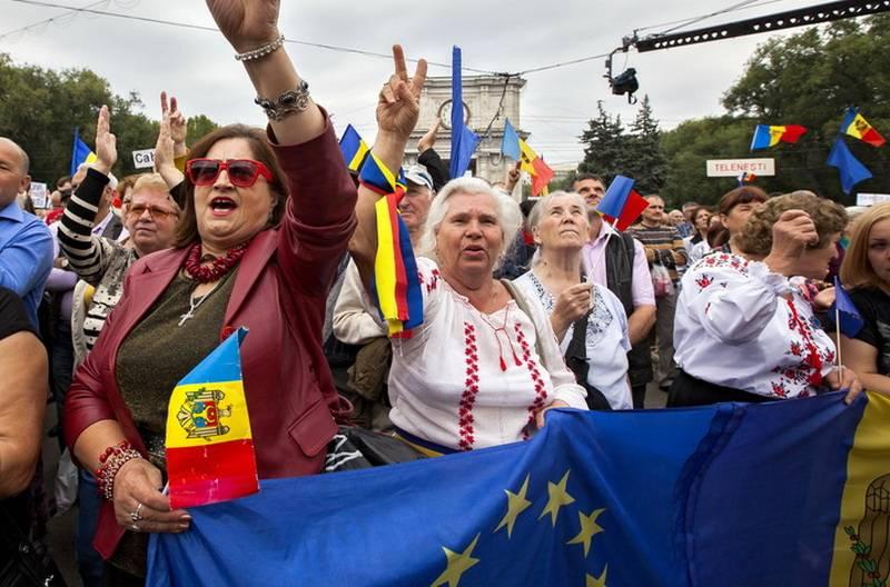 Transnistria 반환에 대한 거부 조건이 키시 나우에서 발표되었습니다.