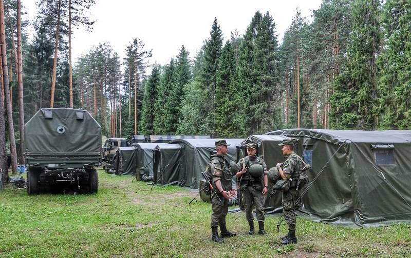 新しい野営地APL-RVはまもなく戦略ミサイル軍に行きます