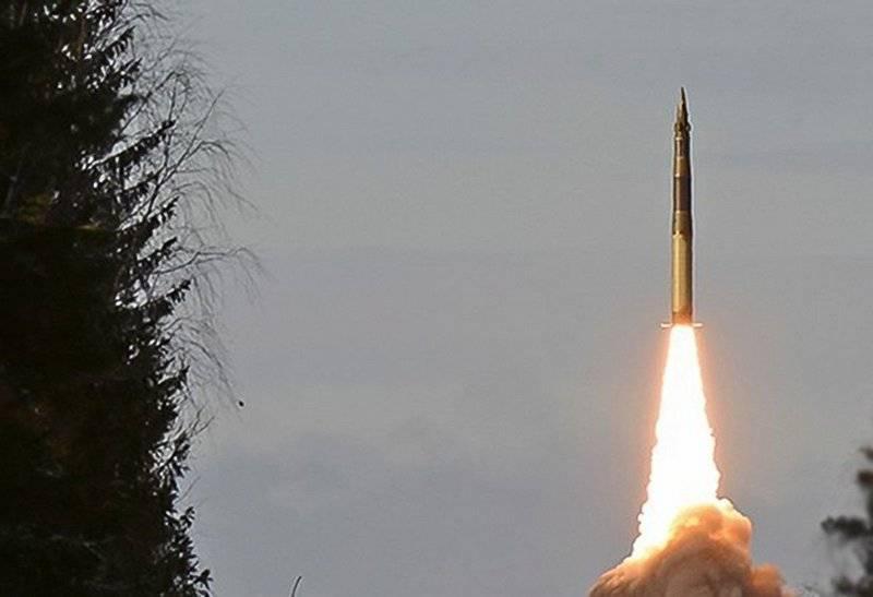 """Le ministère de la Défense a réussi à """"tirer"""" sur Yars sur un champ de tir au Kamchatka"""