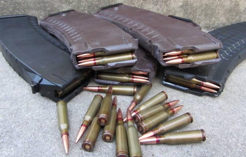 Lituania entrega a Ucrania un lote de municiones para armas pequeñas