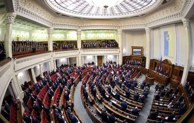 우크라이나 헌법에서 나토와 유럽 연합 가입을 진두 지휘했다.