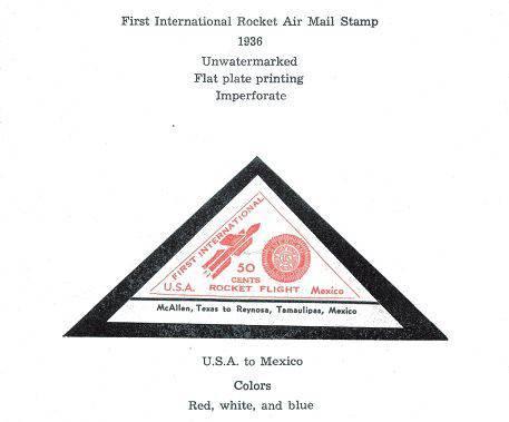 अंतर्राष्ट्रीय रॉकेट मेल केआई रामबेला (यूएसए)