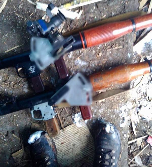 """यूक्रेन के सशस्त्र बलों में आरपीजी के लिए पता है कि कैसे विकसित किया है - """"Vibochator"""""""