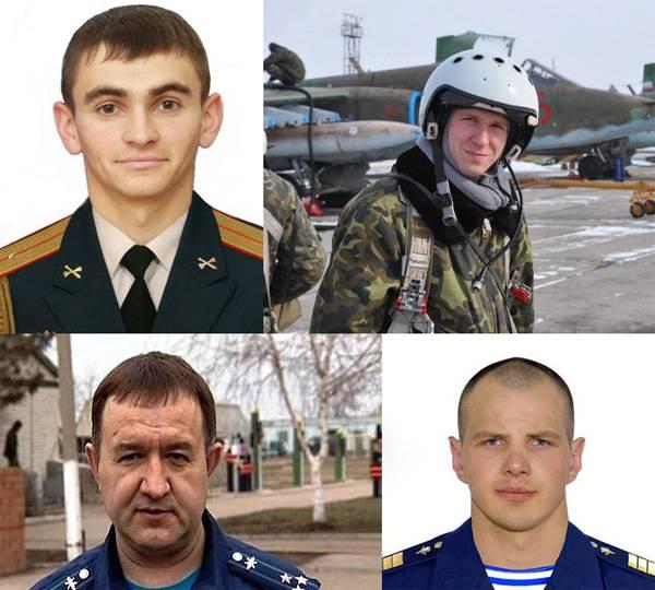 Per ricordare: i figli fedeli della Russia