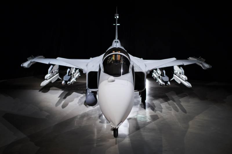 """L'armée de l'air suédoise a annoncé la présence du """"destroyer de russe Su"""""""