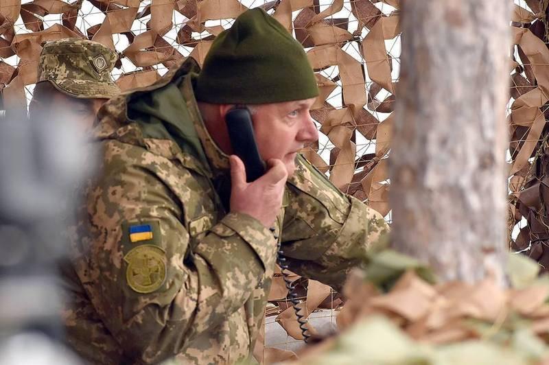 Киев обвинил «наемников изРоссии» вприменении лазерного оружия вЛНР