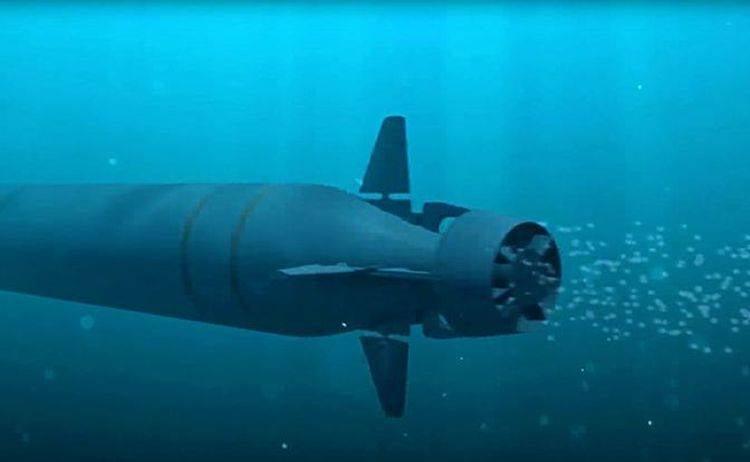 「ポセイドン」の海上試験は、2019の夏に予定されています