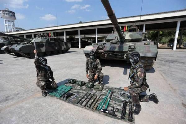 I media cinesi hanno chiamato VT-4 re della guerra terrestre