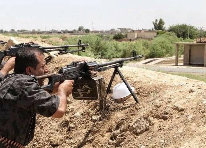 On apprend l'arrivée de soldats arméniens dans le nord de la Syrie.