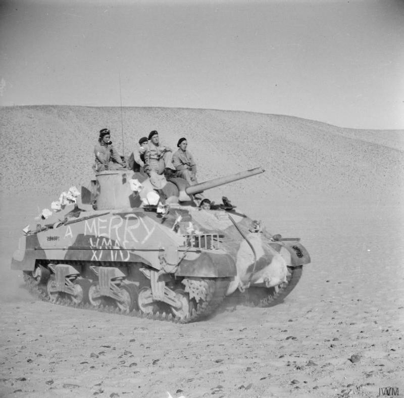 """Un altro Lend-Lease. Carro armato МХNUMX """"Sherman"""". L'eterno rivale T-4"""