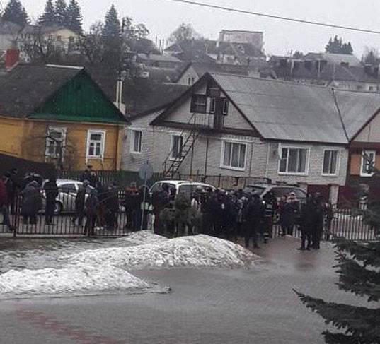 Школьник совершил нападение на учителя и сверстников в Белоруссии