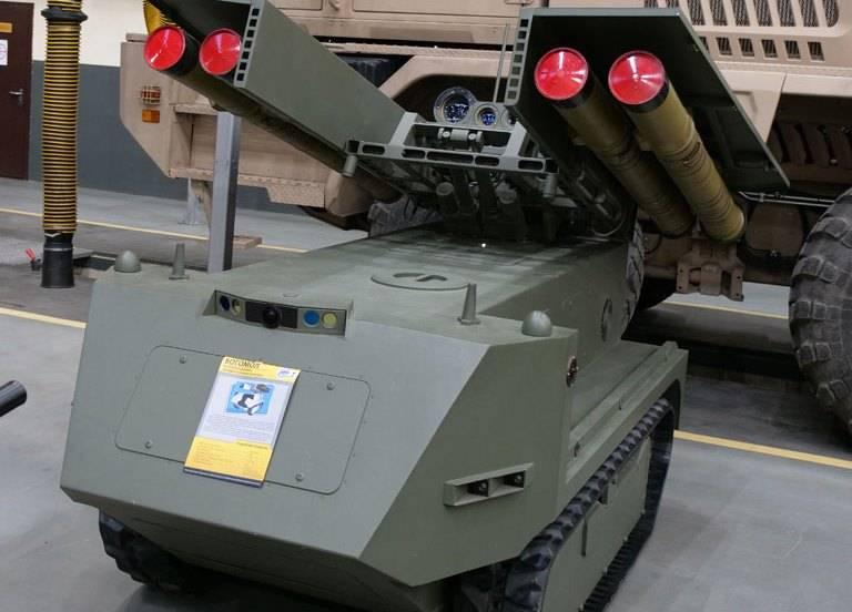 벨로루시에서는 새로운 로켓 트랙터를 선보였다.