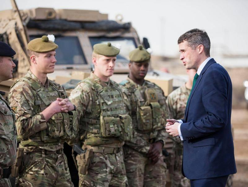 Williamson instó a Londres a resistir el nuevo sistema de misiles ruso