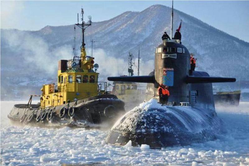 """Près d'un milliard de roubles ont été alloués à la cession d'APKSN K-223 """"Podolsk"""""""